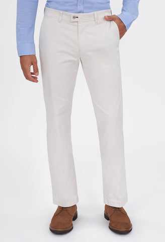 Evans Flat Front Chino