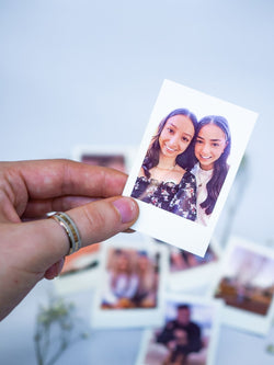 Add-On: Personalised Polaroid