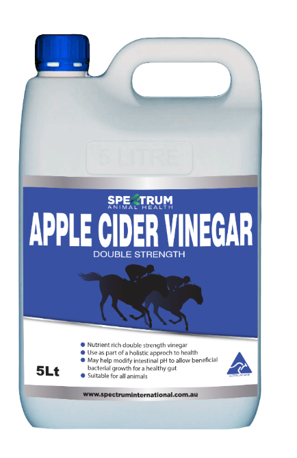 Double Strength Apple Cider Vinegar