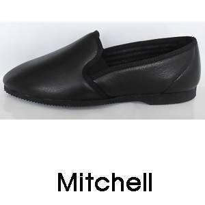 Mitchell Deerskin Slipper UK9