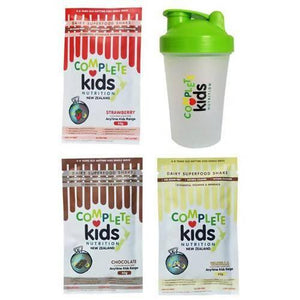 kids nutritional nz made shake