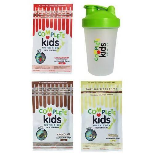 Anytime Kids Starter Pack - madeinNZ.co.nz