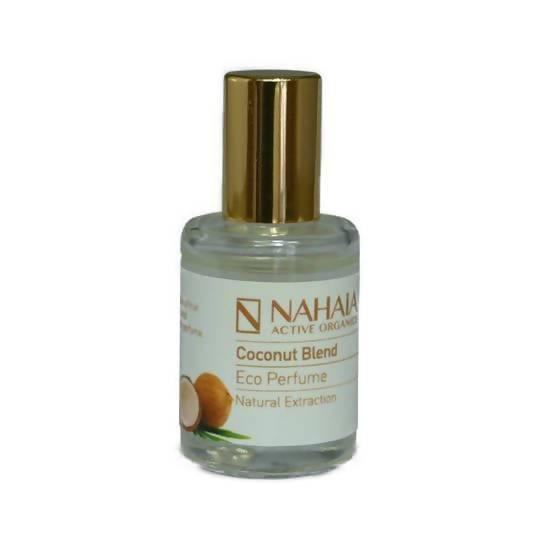 ECO-PERFUME COCONUT NATURAL ORGANIC FRAGRANCE