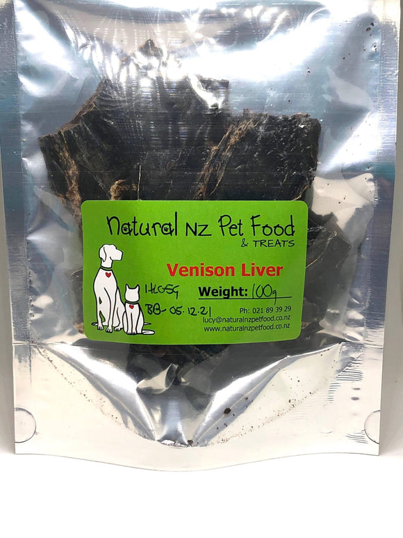 Venison Liver - madeinNZ.co.nz
