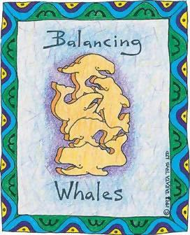 nz made Balancing whales puzzle