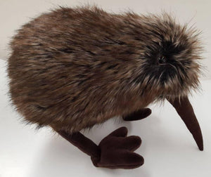 Realistic Kiwi toy - madeinNZ.co.nz