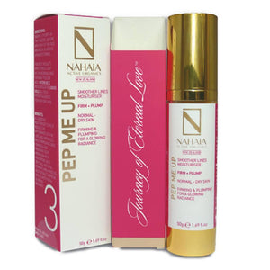 PEP ME UP SMOOTHER LINES MOISTURISER
