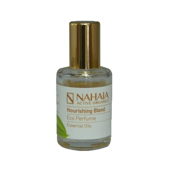 ECO-PERFUME NOURISHING BLEND NATURAL ORGANIC FRAGRANCE