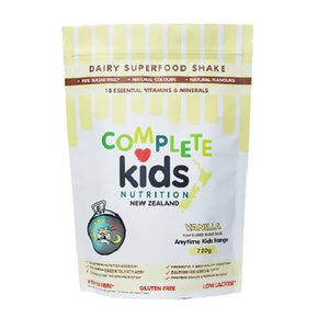 Anytime Kids Vanilla Pouch (720g) - madeinNZ.co.nz