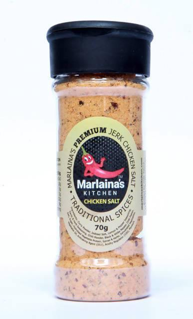Marlaina's Premium Jerk Chicken Salt