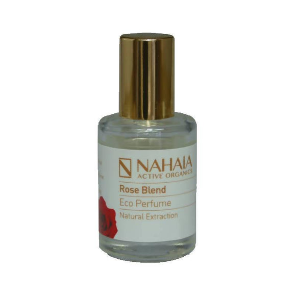 ECO-PERFUME ROSE NATURAL ORGANIC FRAGRANCE