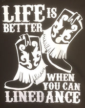 "Charger l'image dans la galerie, 21 - Tee-Shirt ""Life is better ..."""