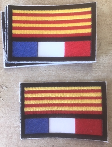 "Patch ""Franco/Catalan"""