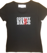 "Charger l'image dans la galerie, 37 - Tee-Shirt ""Country dance"""