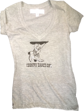 "Charger l'image dans la galerie, 68 - Tee-Shirt ""Country dance girl"""