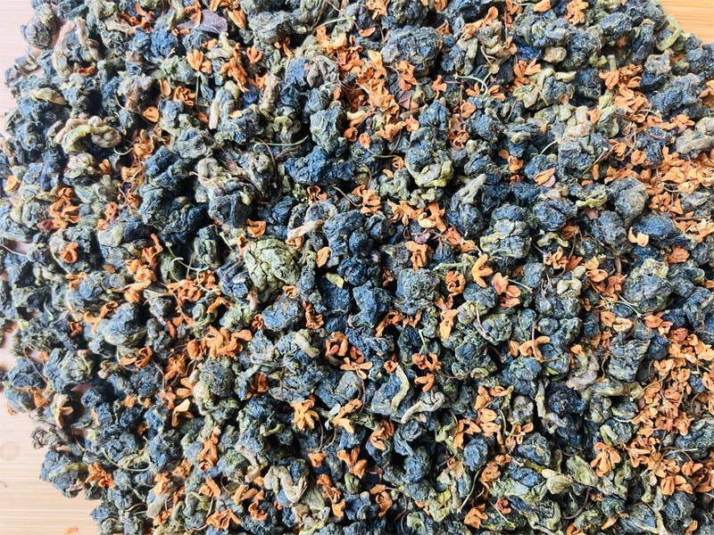 Osmanthus Oolong (Wild Tree blend Fall Harvest!)