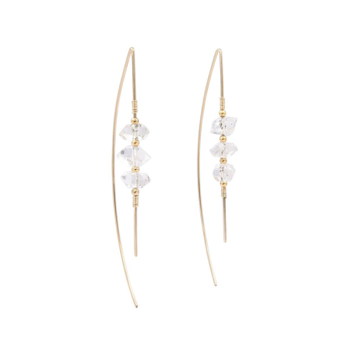 Celeste Threaders Earrings