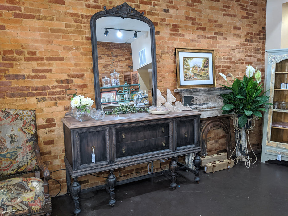 Jacobean Server / Buffet - Antique