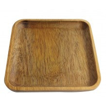 Mango Wood Square Tray - Ombre