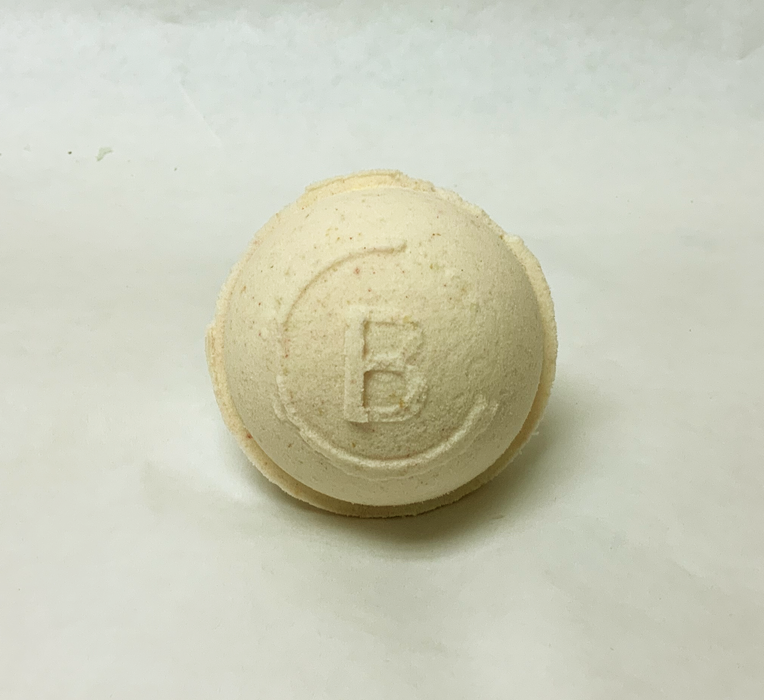 Butter Bath Bomb - Oatmeal, Buttermilk & Honey