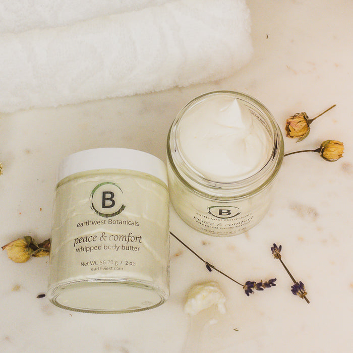 Whipped Body Butter - Peace & Comfort