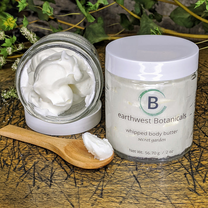 Whipped Body Butter - Secret Garden