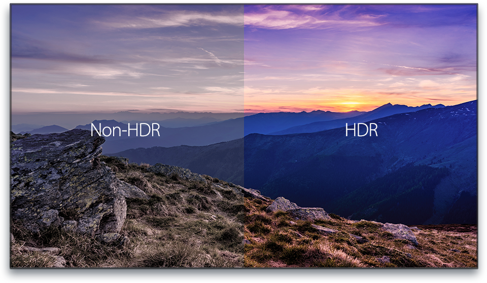 OPPO Digital Australia UDP-203 4K UHD Blu-ray Player - HDR Comparison