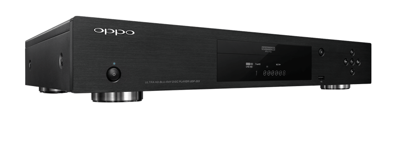 OPPO Digital Australia UDP-203 4K UHD Blu-ray Player Thumb