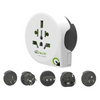 q2power QPLUX World 5in1 Reiseadapter - von SupplyRevolution