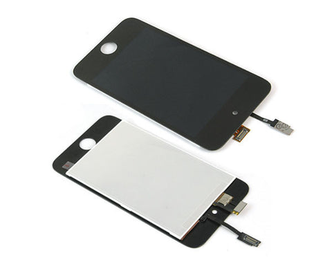 iPod touch 4G LCD Digitizer Display schwarz