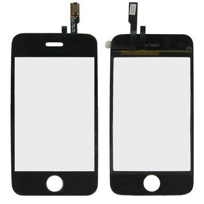 iPhone 3G Touchscreen Digitizer Glas schwarz - von SupplyRevolution
