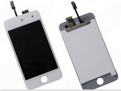 iPod touch 4G LCD Digitizer Display weiss