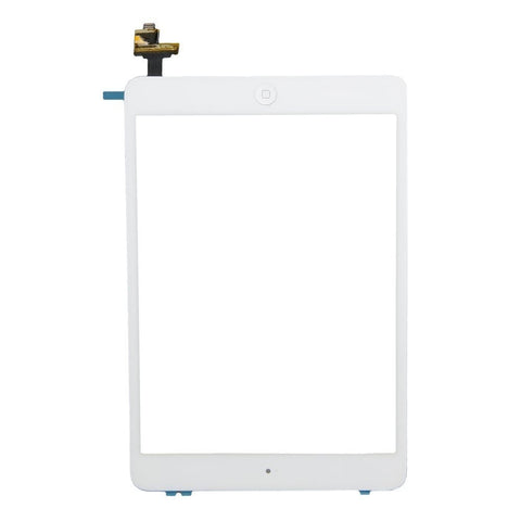 iPad mini 1G/2G Touchscreen Digitizer Glas weiss