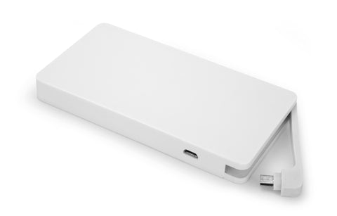 Yell BPR60 Quick Charge 2.0 Powerbank in Weiss