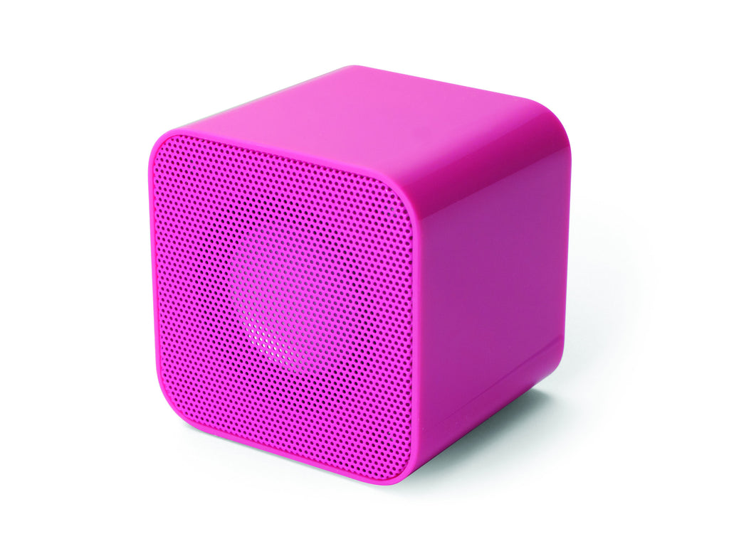 Yell BTS700 Bluetooth Lautsprecher in Pink - von SupplyRevolution
