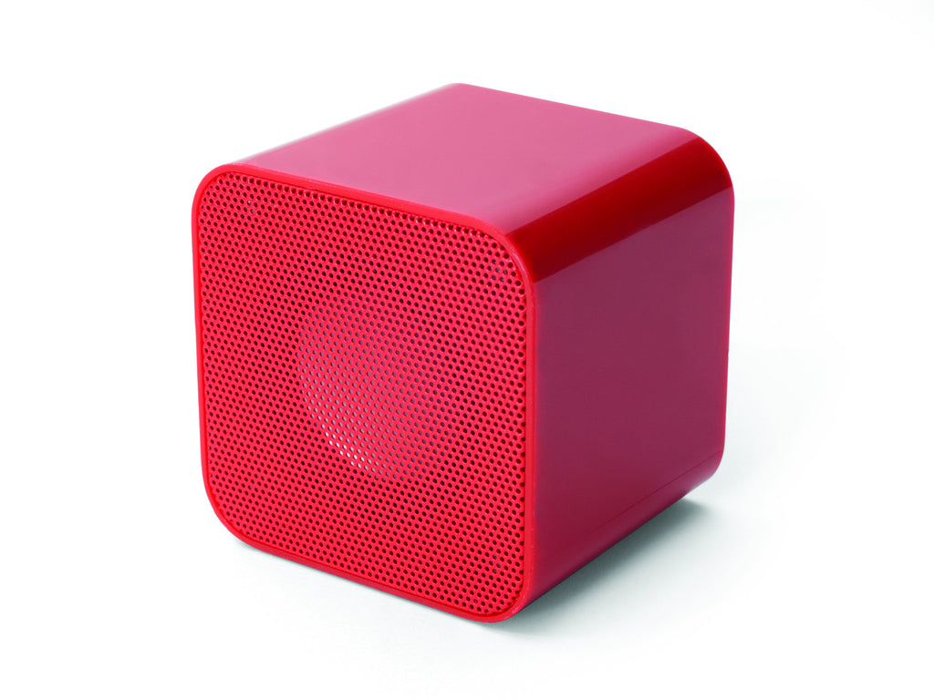 Yell BTS700 Bluetooth Lautsprecher in Rot - von SupplyRevolution