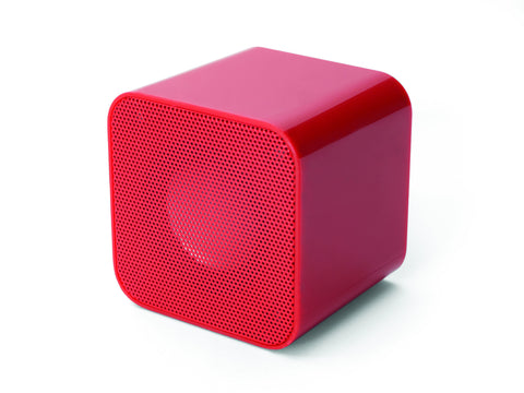 Yell BTS700 Bluetooth Lautsprecher in Rot