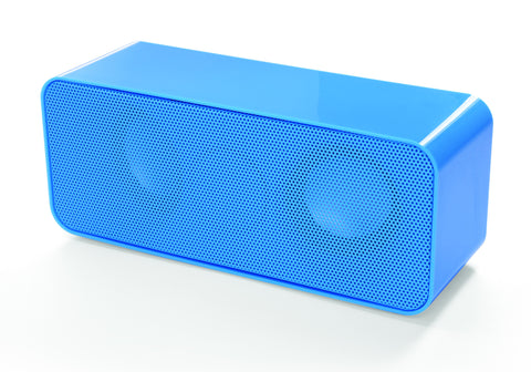 Yell BTS750 Bluetooth Lautsprecher in Blau
