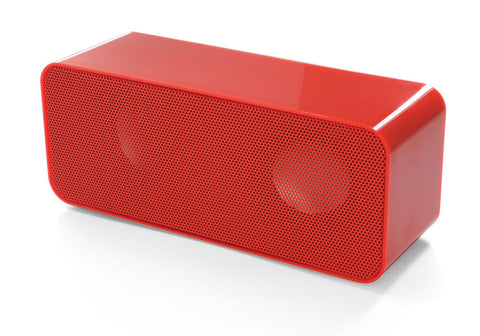 Yell BTS750 Bluetooth Lautsprecher in Rot