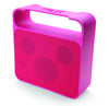 Yell BTS900 portabler NFC Bluetooth Lautsprecher in Pink - von SupplyRevolution