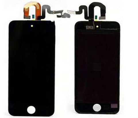 iPod touch 5G/6G LCD Digitizer Display schwarz