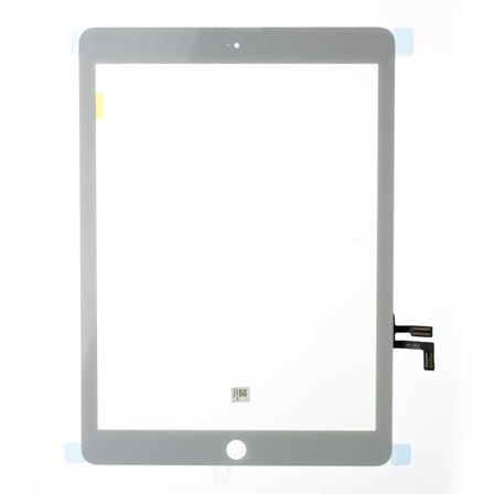 iPad Air Touchscreen Digitizer Glas weiss