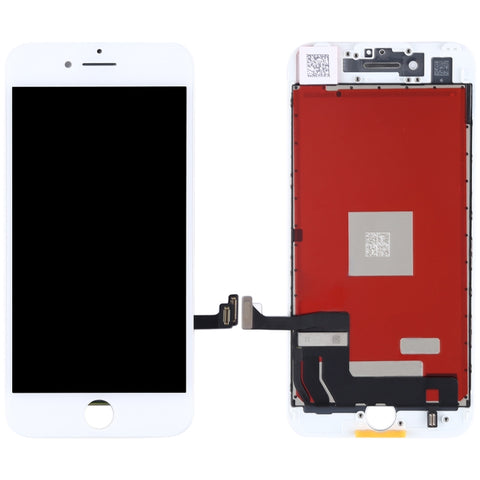 iPhone 7 LCD Digitizer Display LG weiss