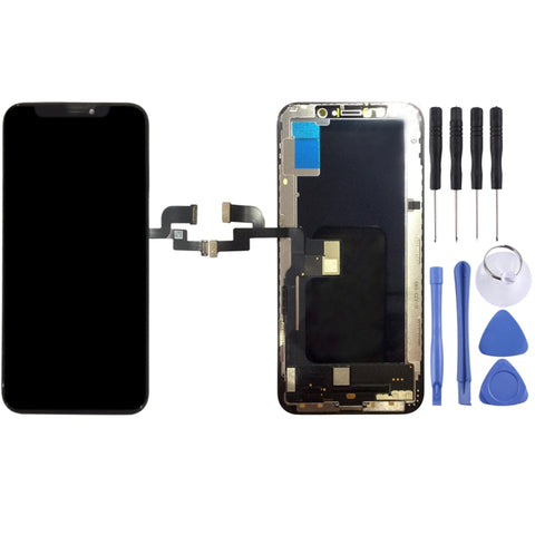 iPhone XS LCD Digitizer Display iMR schwarz