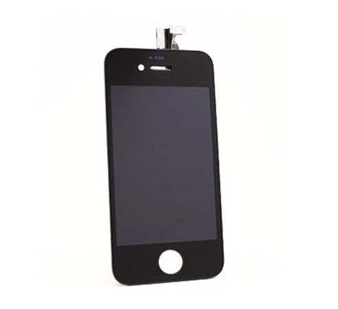 iPhone 4S LCD Digitizer Display schwarz - von SupplyRevolution