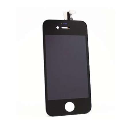 iPhone 4S LCD Digitizer Display schwarz