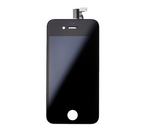 iPhone 4 LCD Digitizer Display schwarz - von SupplyRevolution