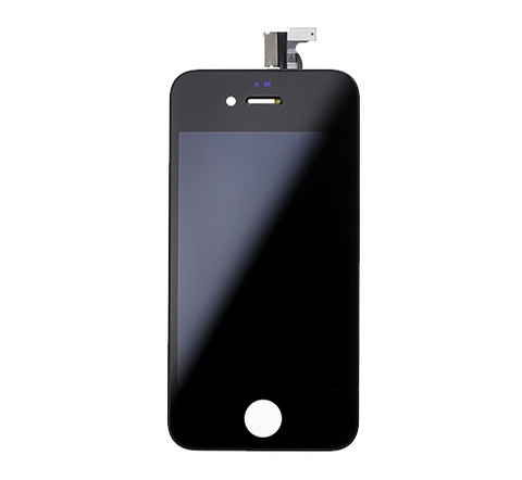 iPhone 4 LCD Digitizer Display schwarz