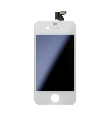 iPhone 4S LCD Digitizer Display weiss - von SupplyRevolution