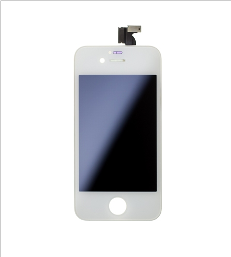 iPhone 4 LCD Digitizer Display weiss - von SupplyRevolution